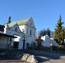 klasztor oraz kościół franciszkanów-reformatów