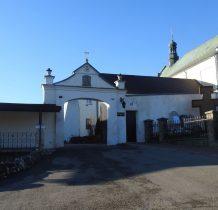 klasztor założony w XVIII wieku
