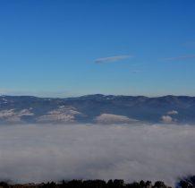 z mgła w dole