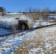 tunele grożace zawaleniem były remontowane w latach 90-tych XX wieku