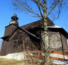 kościół wzniesiony przez mieszkańców wyznania ewangelickiego