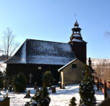 kosciól i kaplica -dom pustelnika
