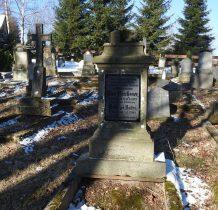 cmentarz od 1950 roku nie jest użytkowany