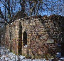 osada powstała pod koniec XVI wieku