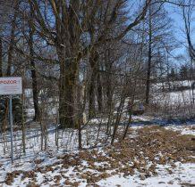 na granicy od strony czeskiej