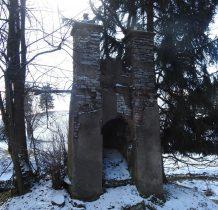 ruiny kapliczki