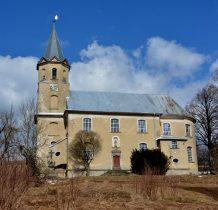 kościół na wzniesieniu