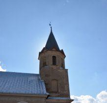 kościelna wieża