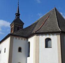 przebudowany w XIX wieku