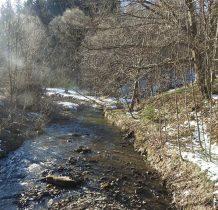 Jasiołka ma swe źródła na zboczach Baby(Kanasiówka) 823m n.p.m.