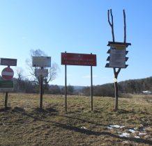 dochodzimy do rezerwatu-największego w polskich Karpatach