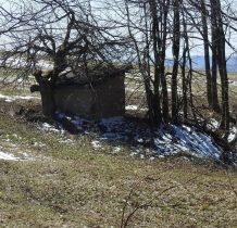 odchodzi tu na słowacką stronę szlak niebieski,zbiornik wodny-słychać szum wody