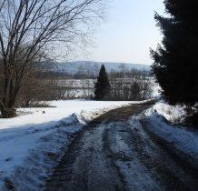był tutaj ostatni przystanek (po drugiej stronie granicy)kolejki leśnej(wąskotorowej)biegnącej z Ustrzyk Górnych