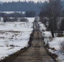 przed wojną wieś była bazą turystyczną do wypadów na Bukowe Berdo i Halicz