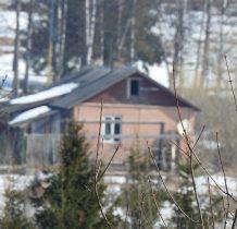 cerkiew zamknięta jakby w zakazanej strefie,pilnie strzeżonej,gdzie praktycznie nikt nie ma wstępu