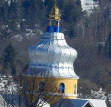 cerkiew położona między tzw.sistiemą a granicą państwa