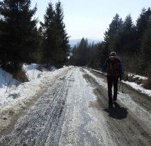 dalej drogą do Bukowca