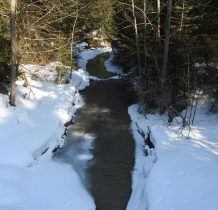 potok Lytmar w górnym biegu