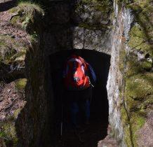 skalne wejścia