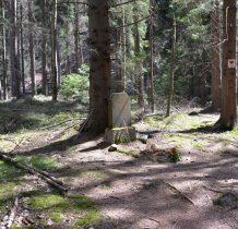 grób leśniczego Fryderyka Wrede