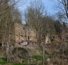 dwór powstał w 1576 roku wraz z założeniem wolnego sołectwa