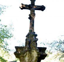 u stóp Jezusa Maria Magdalena