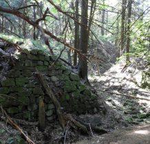fort obronny miał bronic przed Austriakami