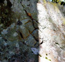 kamień jest duży i widoczny z daleka
