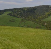nieistniejąca już wieś Przybyszów