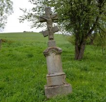 """w niektórych źródłach ten cmentarz jest """"nowy""""-a przy cerkwisku stary"""""""