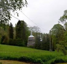 zabytkowa cerkiew w Rzepedzi